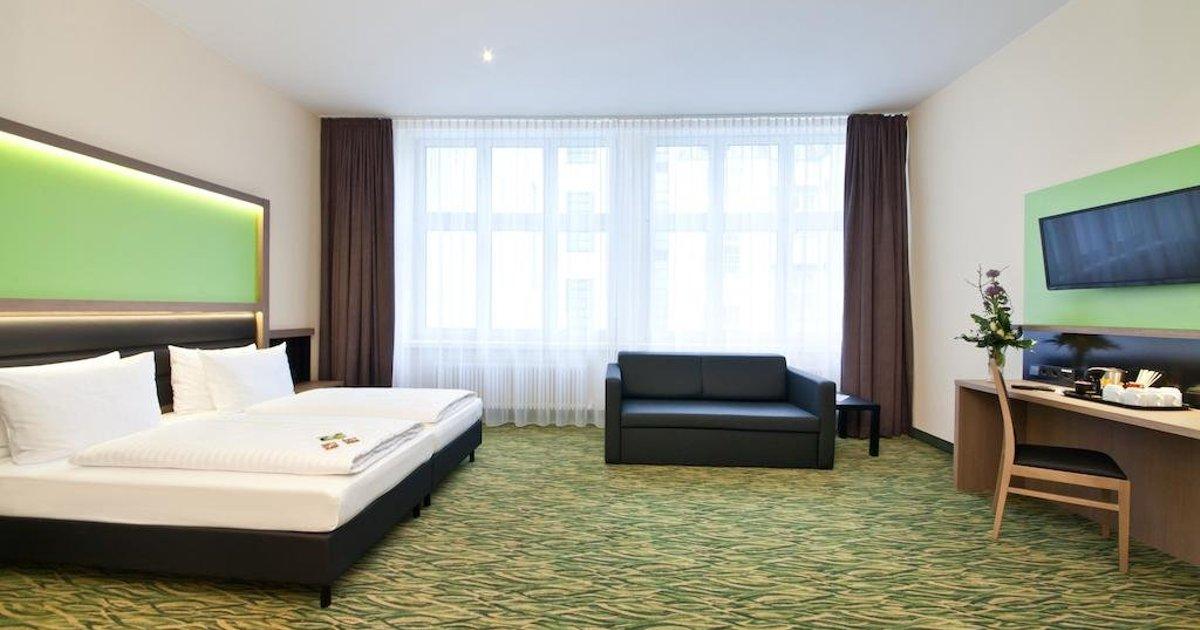 Hotel Novum Style Hotel Berlin Centrum Berlin Berlin Booking And Prices Hotellook