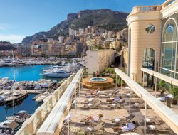 Monaco hotels with restaurants