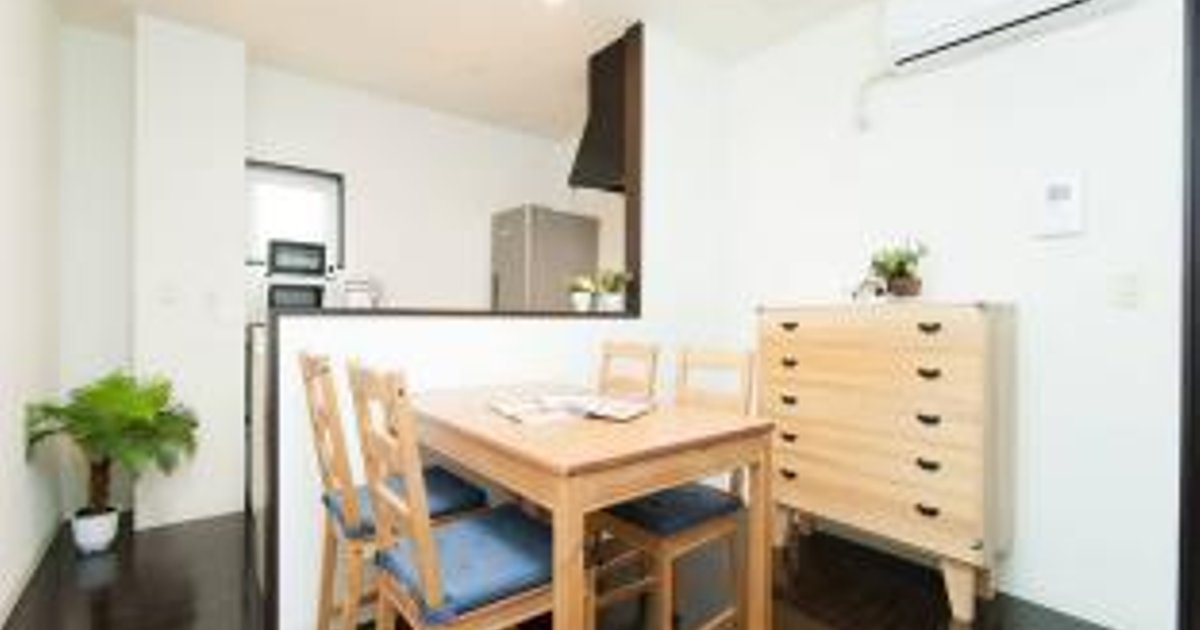 K&K Z10 2 Bedroom Apt near Namba - Women Only