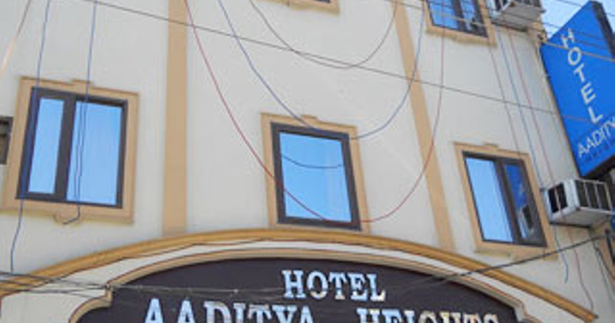 Hotel Aaditya Heights