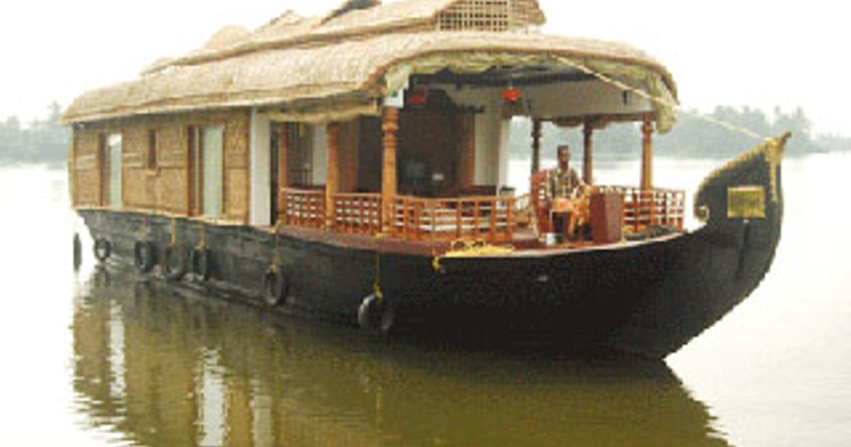 Shreyas House Boats