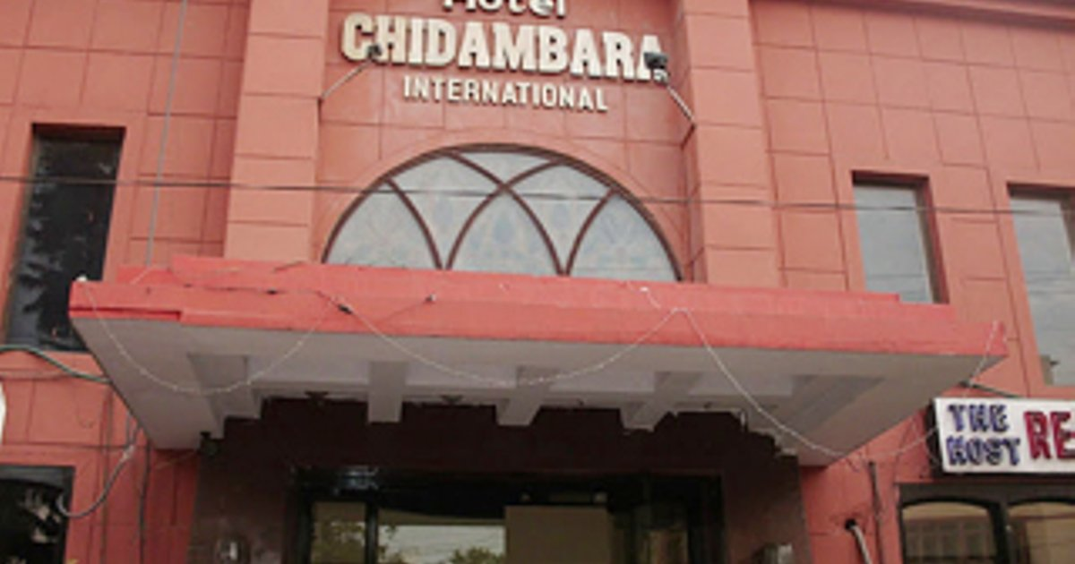 Hotel Chidambra International