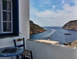 Sifnos Island hotels with restaurants