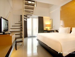 Business hotels in Malang