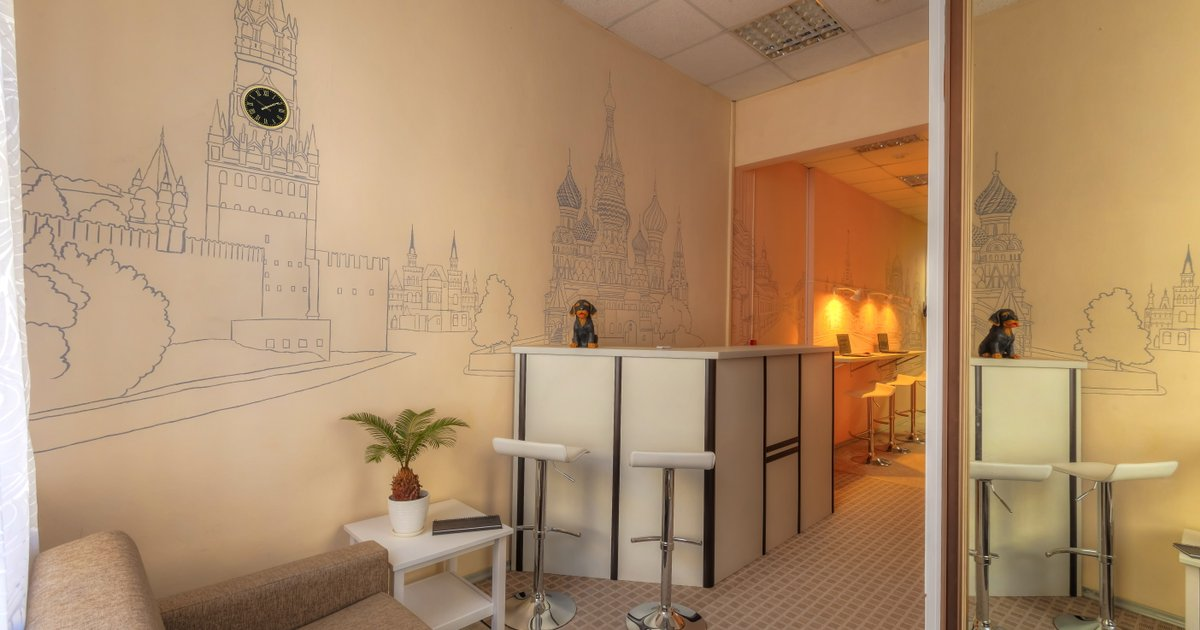 Hostels Yaguar - Derbenevskaya