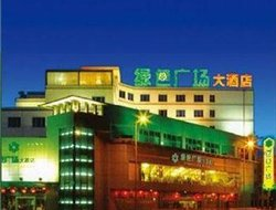 Wuxi hotels with restaurants