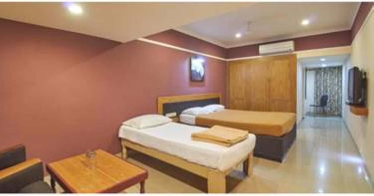 Vista Rooms at Nilgiri Road