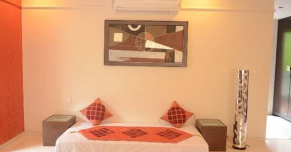 Vista Rooms at Morjim Beach