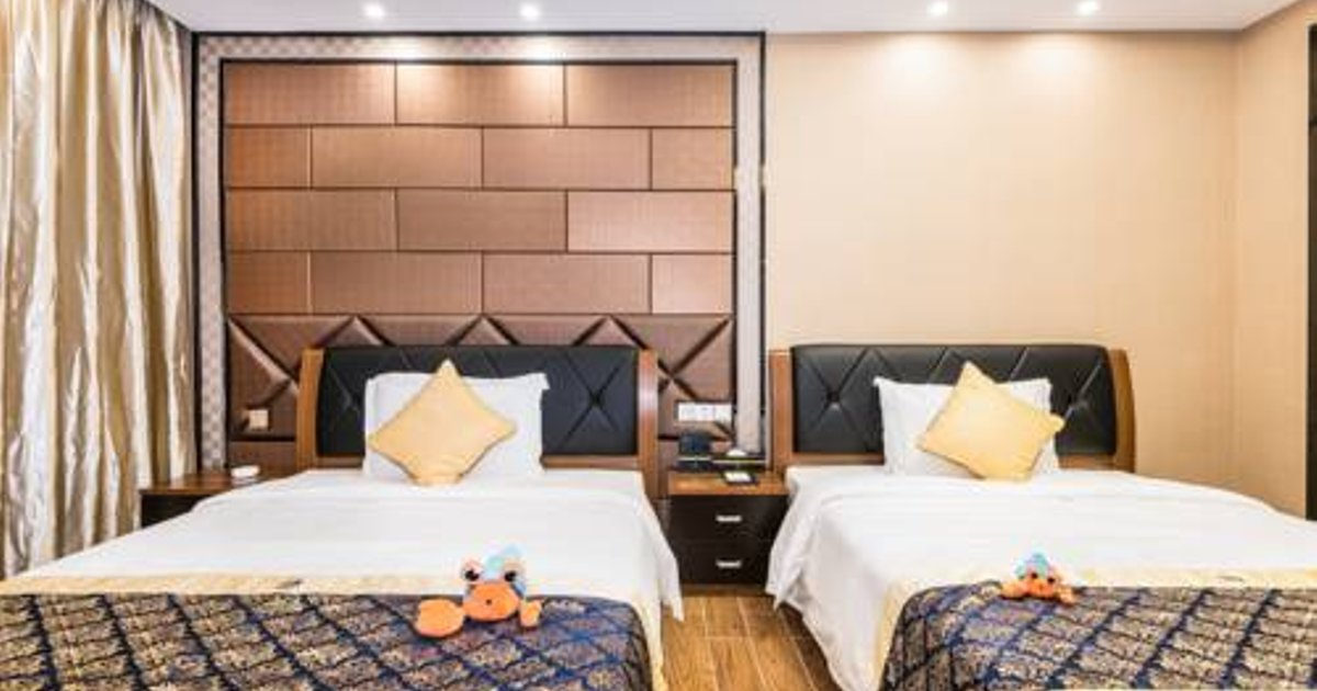 Huizhou Tujia Sweetome Vacation Apartment (Sea View City)
