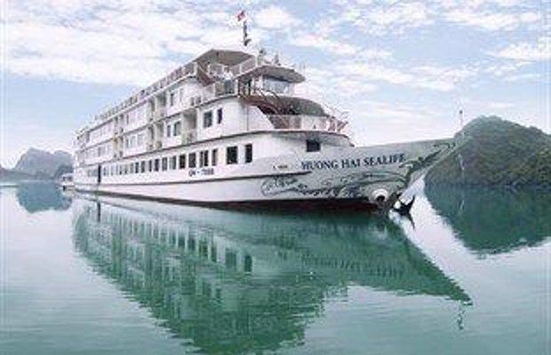 фото Huong Hai Sealife Cruise 647605458