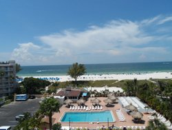 Top-10 hotels in the center of St. Pete Beach