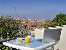 Pets-friendly hotels in Toulouse