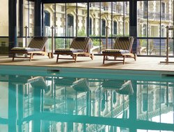 Dinard hotels with swimming pool