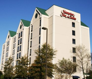 Hampton Inn & Suites Jackson Coliseum