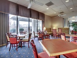 Vicksburg hotels with restaurants
