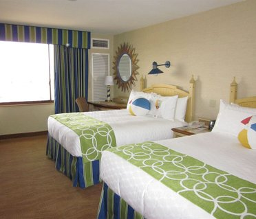 Disney's Paradise Pier Hotel on Disneyland Resort Property