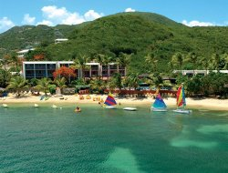 St. Thomas Island hotels with restaurants