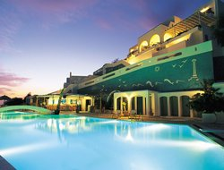 Aegiali hotels with swimming pool