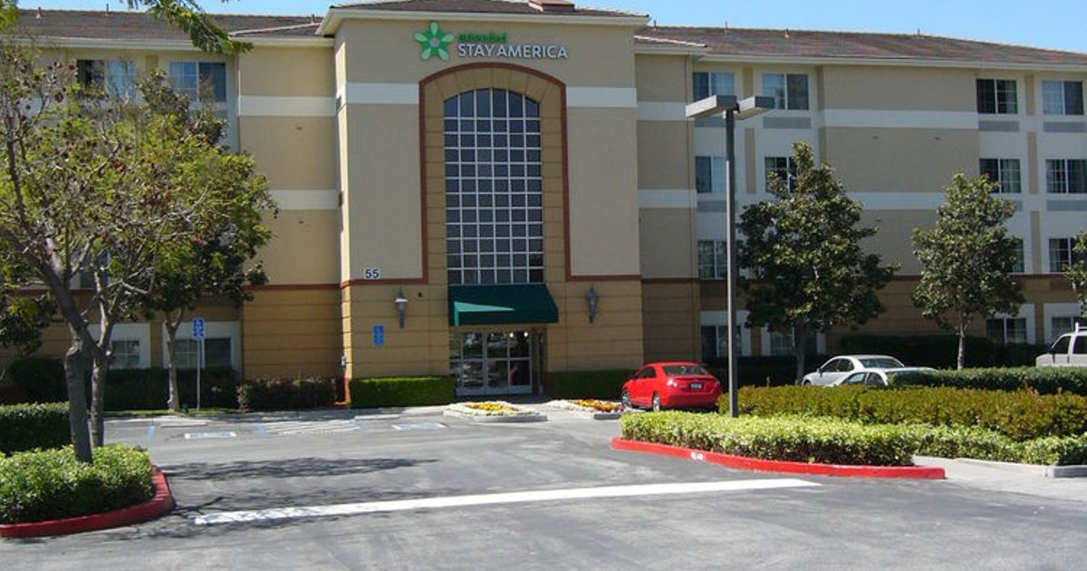 Extended Stay America - San Jose - Airport