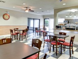 Top-4 hotels in the center of Corsicana