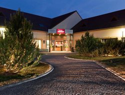 Pets-friendly hotels in Appoigny