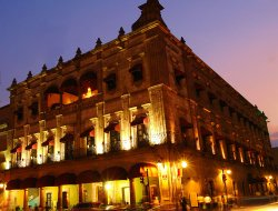 The most expensive Morelia hotels