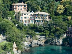 Portofino hotels with sea view