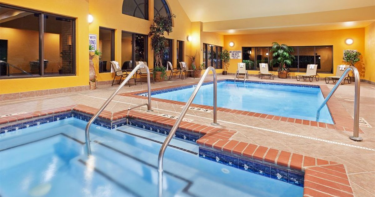Holiday Inn Express Hotels & Suites Greenville-Spartanburg/Duncan