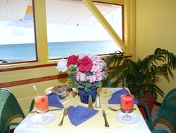 Sint Maarten Island hotels with restaurants