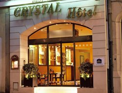 Top-5 romantic Nancy hotels