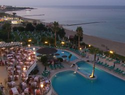 Cyprus Island hotels for families with children