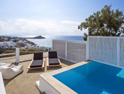Top-9 hotels in the center of Platys Gialos