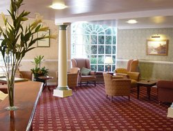 Wetherby hotels with restaurants