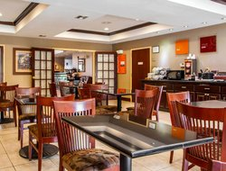 East Brunswick hotels with restaurants