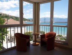 Baska hotels with sea view