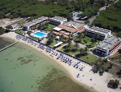 Top-3 hotels in the center of Porto Conte
