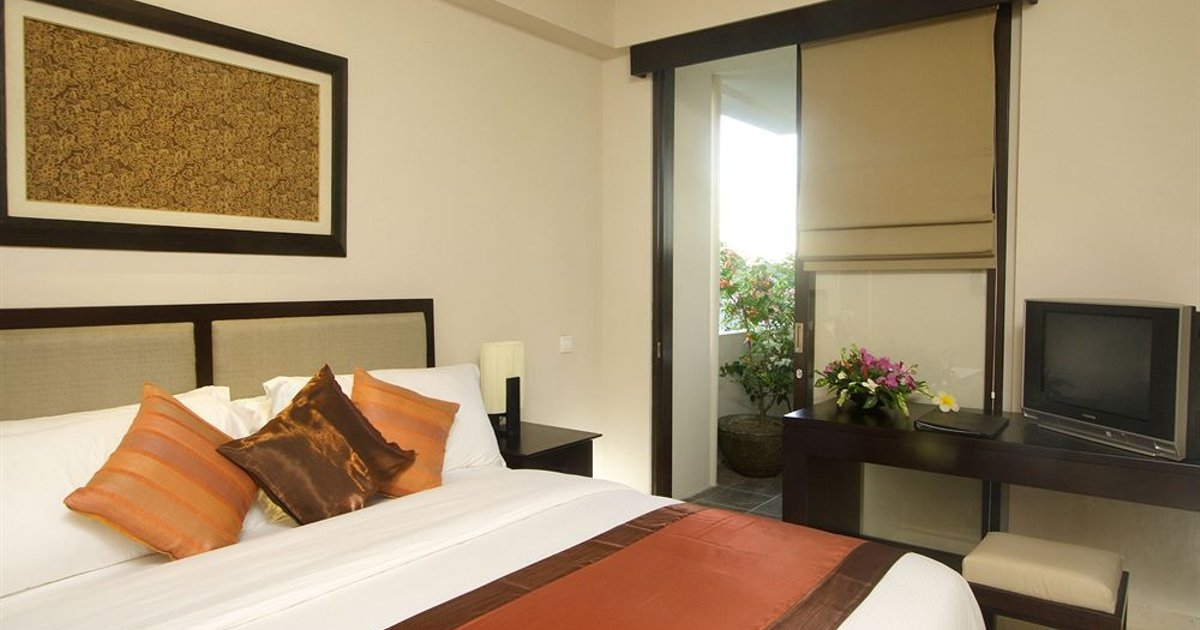 The Bali Bay View Suites and Villas