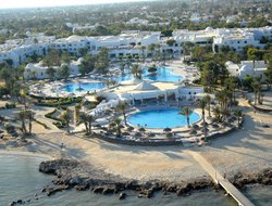 Djerba Island hotels for families with children