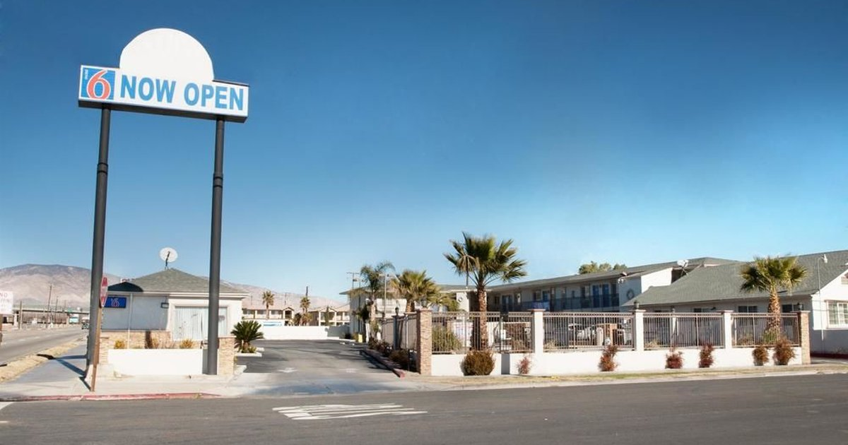 Motel 6 Mojave - Airport