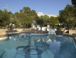 Cala Gracio hotels with swimming pool