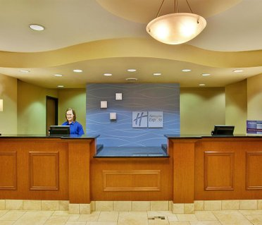 Holiday Inn Express Hotel & Suites Sheldon