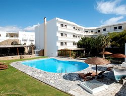 Tinos Island hotels with swimming pool