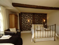 Top-3 hotels in the center of Much Wenlock