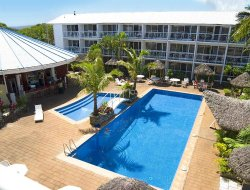 Top-4 hotels in the center of Port Vila