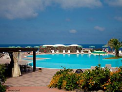 Top-4 hotels in the center of Pantelleria Village
