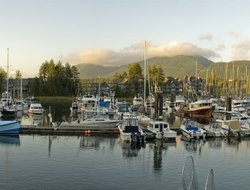 Top-3 hotels in the center of Ucluelet