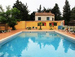 Avignon hotels with swimming pool