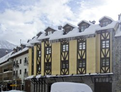 Pets-friendly hotels in Benasque