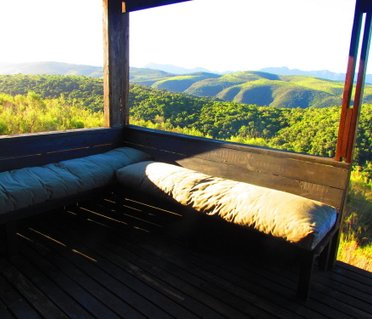 Plettenberg Bay Game Reserve: The Baroness Luxury Safari Lodge
