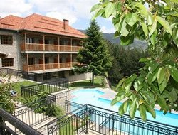 Metsovo hotels with swimming pool